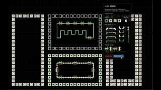 SURVIVOR (Commodore 64 HTML + CSS + JavaScript Game Remake / Prototype) - Level Editor
