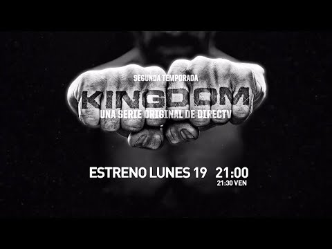 Kingdom Segunda Temporada   Estreno - OnDIRECTV