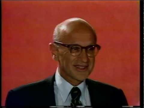 Milton Friedman - Public Schools / Voucher System