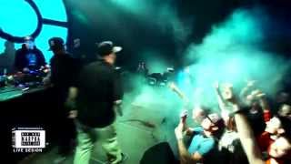 Delinquent Habits  - Return of the Tres & Tres Delinquentes @ Bucuresti - Romania (Live)