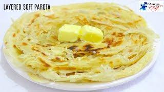 Layered Soft Parota In Telugu