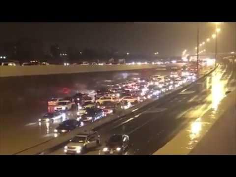 Kuwait Flooded - March 24, 2017