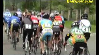 Буковина. Чемпіонат області з велоспорту на шосе.wmv