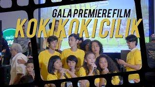 """Ada Yang Kasih Aku Sqhuishy Di Gala Premiere Film """"Koki Koki Cilik"""" #KiboKiting28"""