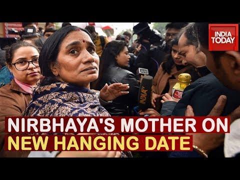 Nirbhaya's Mother Seeks