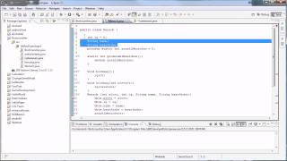 Java Tutorial 36 - Vererbung