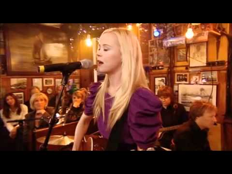 Inas Nacht I Best of Singen I #04  Tina Dico -  Count to Ten (Live)