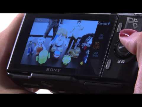 Análise de Produto - Câmera Sony NEX-C3 - Tecmundo