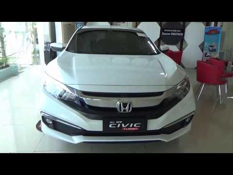 All New Honda Civic Turbo 2020 Banyak tambahan fitur? Civic 2019 Review