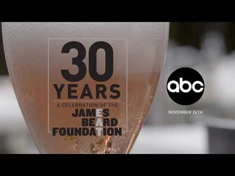 30 Years: A Celebration of the James Beard Foundation