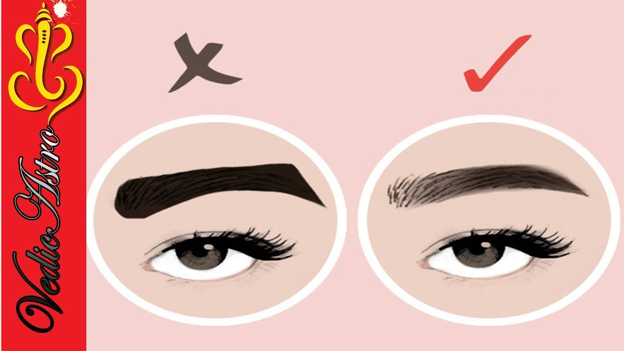 How To Learn Texture Of Eyebrows Eyebrows Says About Your