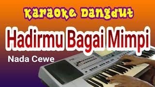 Hadirmu Bagai Mimpi - Karaoke Dangdut terbaru Fauzi Bima