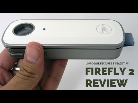 FireFly 2 Vaporizer : Product Review, Tips & Full Features Overview