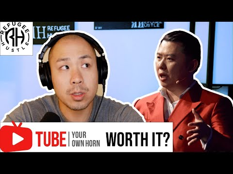 Is Dan Lok's Tube Your Own Horn Worth It?   Live Q&A