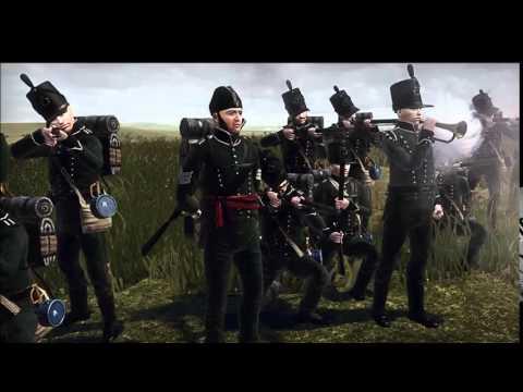 Mount & Blade Napoleonic Wars - United Kingdom fife Rule Britannia