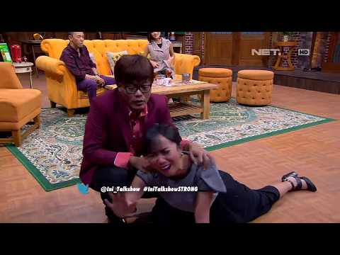 Gak Nyangka, Fitri Tropica Bisa Bertemu Sang Ayah di Ini Talk Show