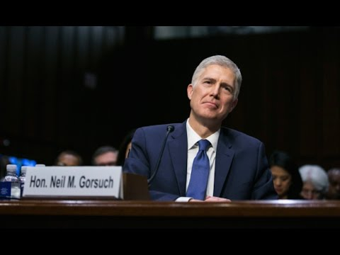 Neil Gorsuch Confirmed Supreme Court Justice