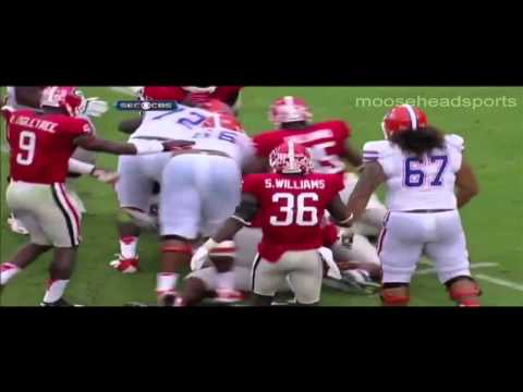Ultimate Jarvis Jones Georgia Highlights