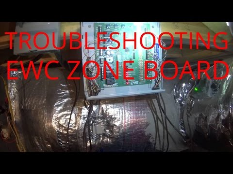 HVAC Service Troubleshooting EWC Zone System Start To