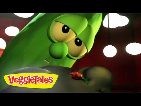 Veggietales Silly Songs | Endangered Love| Silly Songs With Larry Compilation | Cartoons For Kids