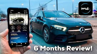 MERCEDES ME APP 6 MONTHS REVIEW IS IT WORTH IT? | 2019 MERCEDES A CLASS