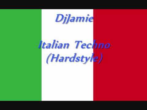 DjJamie  Italian Techno Hardstyle