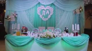 Подготовка свадебного банкета