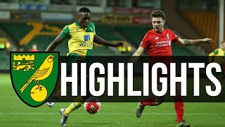 Video Gol Pertandingan Norwich City U-21 vs Liverpool U-21