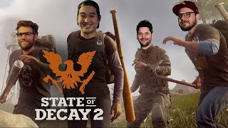 Spaß mit Zombies | State of Decay 2 | Beanstag mit Budi, Etienne, Nils & Simon