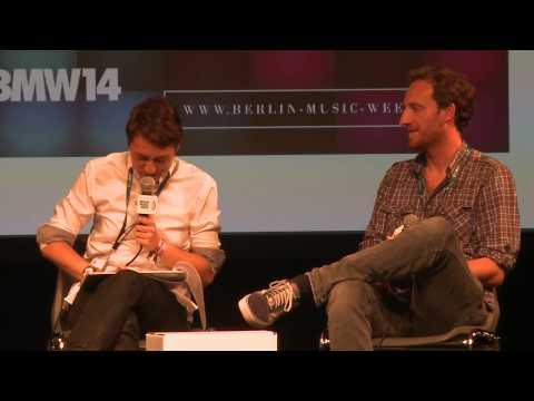 Panel: Fireside Chat: SoundCloud meets Shutterstock #bmw14