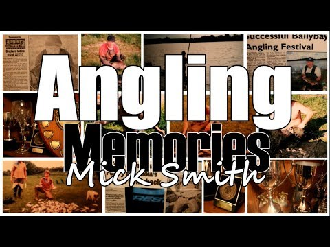 """""""Angling Memories"""" - with Mick Smith - Baguptv -  Fishing series interview-"""