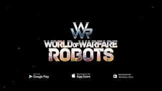 WWR: World of Warfare Robots