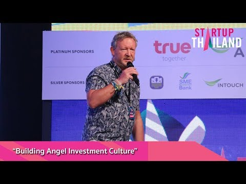 "Keynote speech ""Building Angel Investment Culture"""