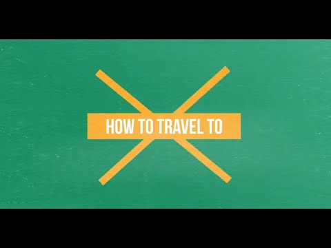 How to travel to Outbreak Europe 2016