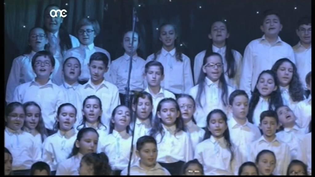 Malta National Children's Choir - Under The Sea on The ...