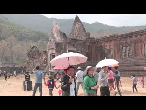 Lao heritage sites awarded Mekong tourism prize