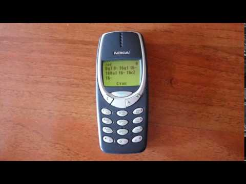 "iPhone ringtone ""opening"" - NOKIA 3310 COVER"