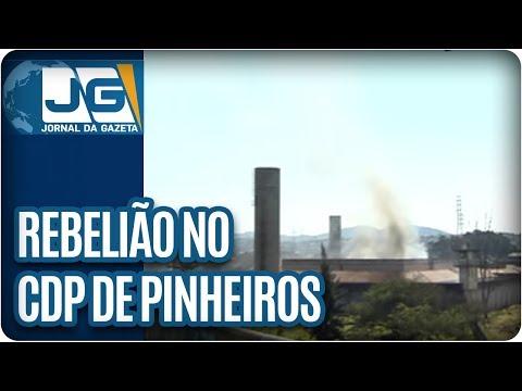 Rebelião no CDP de Pinheiros