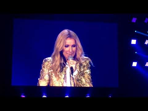 [HD] The Power Of Love - Céline Dion Live 2018 In Bangkok