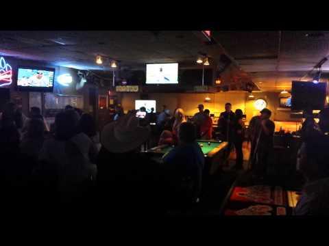 Aaren Lesco Karaoke contest Putney's Tucson