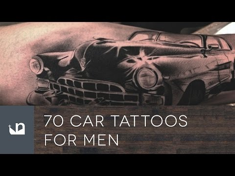 Thumbnail: 70 Car Tattoos For Men