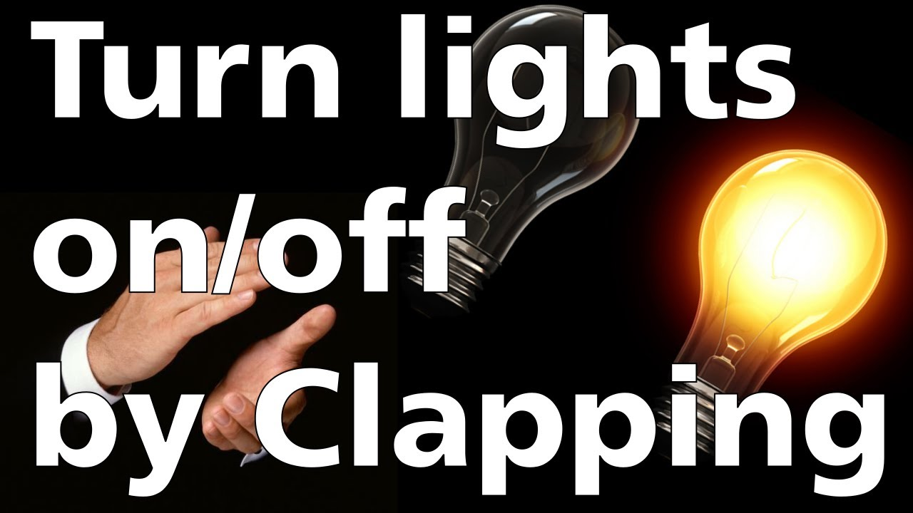 Turn Light On Off With Clap | Arduino Project