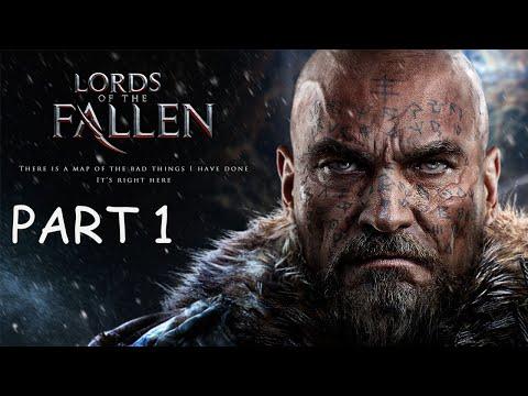 Lords of the Fallen Gameplay Walkthrough Part 1