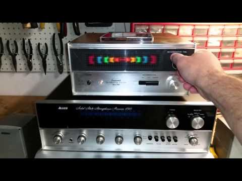 Sansui reverberation amp