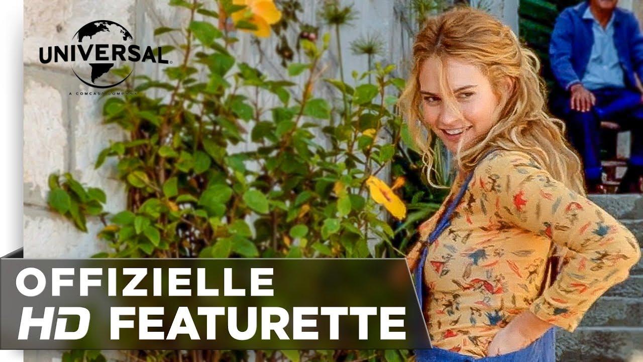 "Mamma Mia! Here we go again - Featurette ""Mamma Mia Style"" german/deutsch HD"