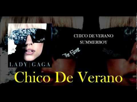 Summerboy - Lady GaGa (Traducción - Español)