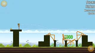 Angry Birds, Mighty Hoax, 4-4, 76200