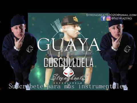 GUAYA - COSCULLUELA [FL REMAKE / INSTRUMENTAL] Reggeaton Beat 2017