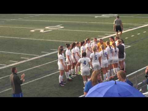 2016 Fairmont vs. Springboro Varsity Women's Soccer