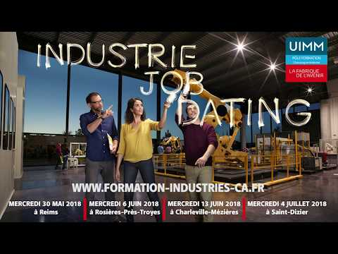 job dating industrie reims